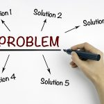 evaluating solutions in the decision making process