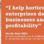 Neville Stein business bios